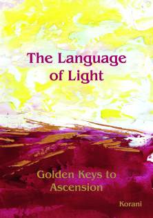 The Language of Light Cover smaller
